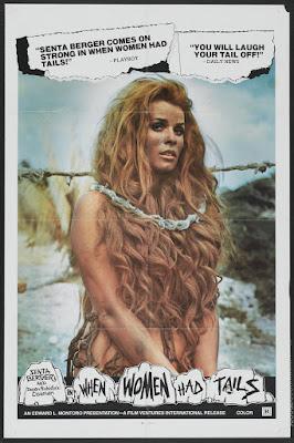 When Women Had Tails (Quando le donne avevano la coda) (1970, Italy) movie poster