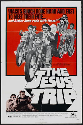 The Jesus Trip (1971, USA) movie poster
