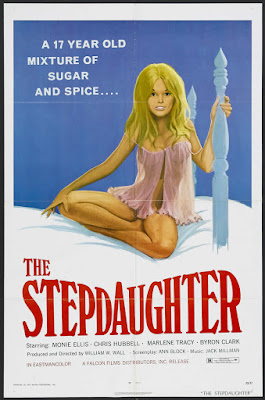 The Stepdaughter (1970, USA) movie poster