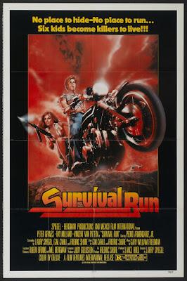 Survival Run (1979, USA / Mexico) movie poster