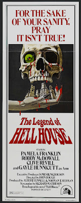 The Legend of Hell House (1973, UK) movie poster