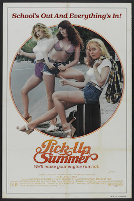 Pick-up Summer (aka Pinball Summer) (1980, Canada) movie poster