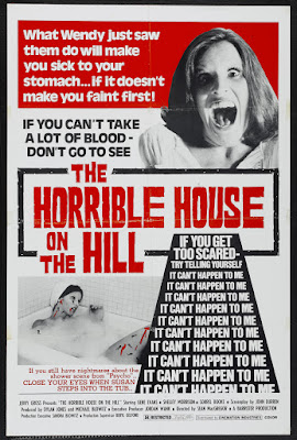 The Horrible House on the Hill (aka Devil Times Five) (1974, USA) movie poster