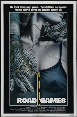 Road Games (1981, Australia) movie poster