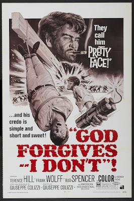God Forgives... I Don't! (Dio perdona... Io no!) (1967, Italy / Spain) movie poster