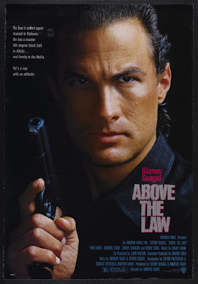 Above the Law (aka Nico) (1988, USA / Hong Kong) movie poster