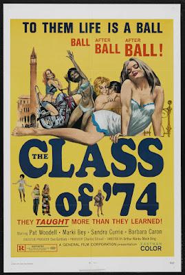 Class of '74 (aka Gabriella) (1972, USA) movie poster