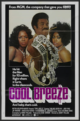 Cool Breeze (1972, USA) movie poster