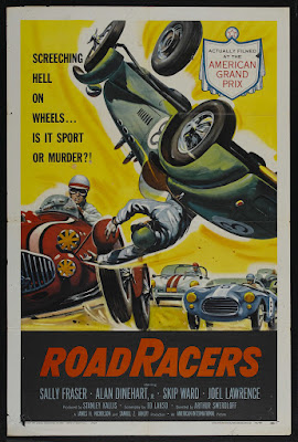 Road Racers (1959, USA) movie poster