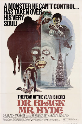Dr. Black, Mr. Hyde (1976, USA) movie poster