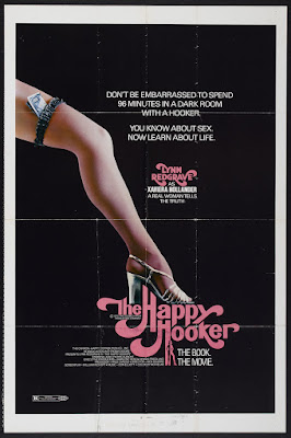 The Happy Hooker (1975, USA) movie poster