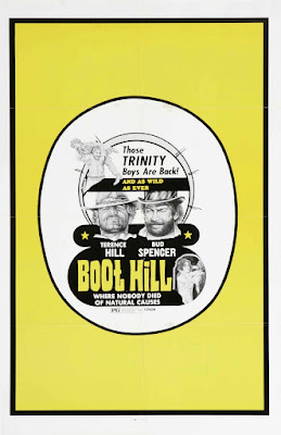 Boot Hill (La collina degli stivali) (1969, Italy) movie poster