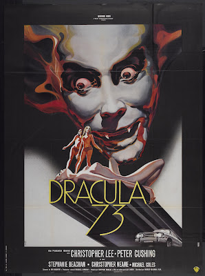 Dracula A.D. 1972 (1972, UK) movie poster