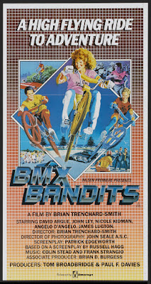 BMX Bandits (1983, Australia) movie poster