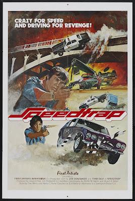 Speedtrap (1977, USA) movie poster