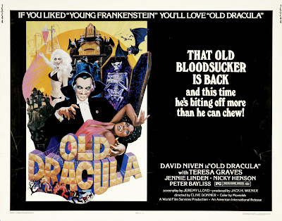 Old Dracula (Vampira) (1974, UK) movie poster