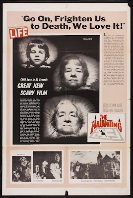 The Haunting (1963, USA) movie poster