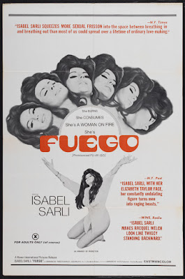 Fuego (1969, Argentina) movie poster