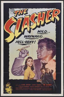 The Slasher (Cosh Boy) (1952, UK) movie poster