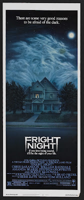 Fright Night (1985, USA) movie poster