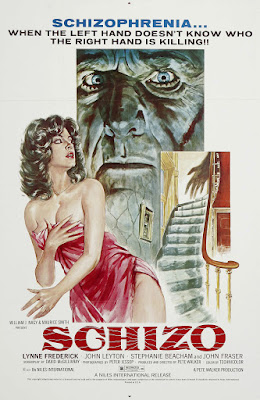Schizo (1976, UK) movie poster