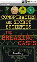 Screenshot of Conspiracies: Breaking Cases