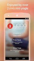 Screenshot of Yoga.com