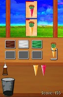 Screenshot of Ice cream shop cooking game