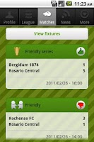 Screenshot of MZ Client