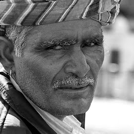 by Amit Aggarwal - People Portraits of Men