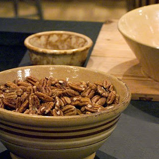Ginger Roasted Pecans Recipes