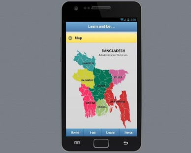 Bangladesh for Kids - screenshot