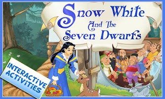 Screenshot of Snow White & the Seven Dwarfs