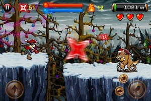 Screenshot of Devil Ninja (Xmas)