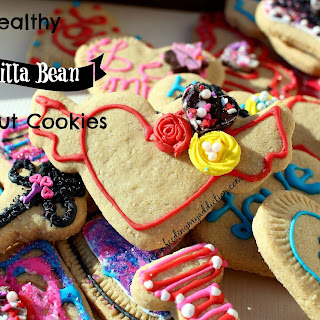 Healthy Vanilla Bean Cut-out Cookies