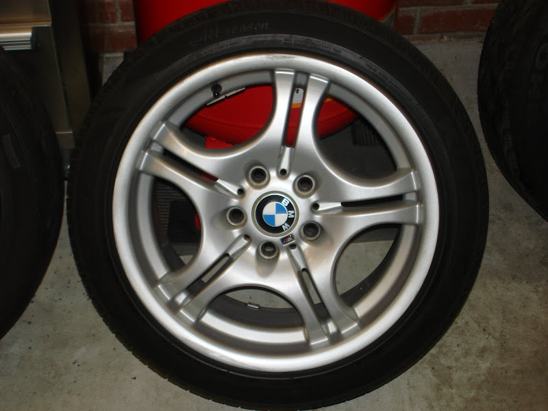 Fs Bmw Oem E46 17 Quot Style 68 Wheels Good 225 45 17 Kumho