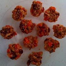 Coconut Fruitcake Cookies