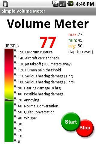 【免費工具App】Simple Volume Decibel Meter-APP點子