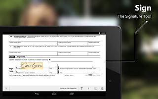 Screenshot of ScanWritr-docs scanner,PDF,fax