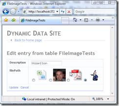 Select Image Method
