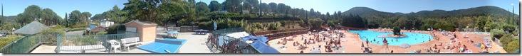 Camp-Hôtel Pachacaïd Pool