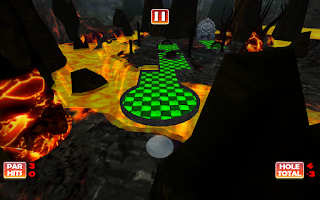 Screenshot of Mini Golf: Hell Golf Premium