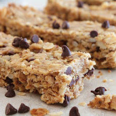 Chocolate, Nut and Seed Granola Bars