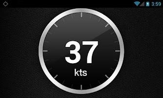 Screenshot of Speed - The GPS Speedometer