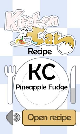 KC Pineapple Fudge