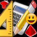 Easy Geometry Calculator mobile app icon