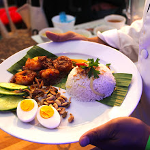 Satay & Nasi Lemak Evening with Chef Norman Musa