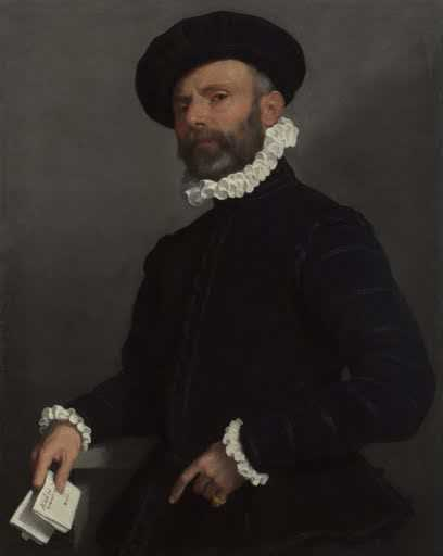 Moroni Giovan Battista, L'avvocato