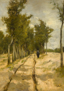 RIJKS: Anton Mauve: painting 1886