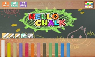 Screenshot of Hello Chalk